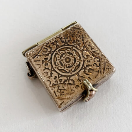 Oathill and Kinsfolk - Old Penny Box or Pendant