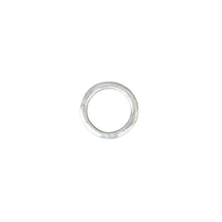 Eleni Koumara - fine silver ring.